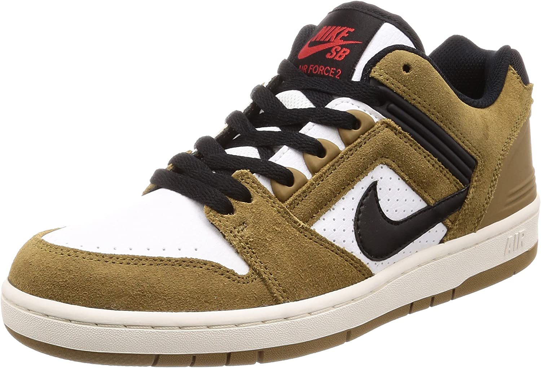 Amazon.com   Nike SB Air Force II Low (Escape)   Shoes