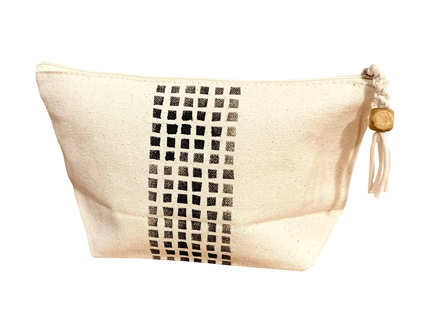 Canvas Pouch Ranking TOP3 Max 57% OFF Squares -