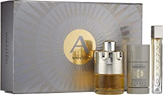 Azzaro Wanted 3 Piece Gift Set