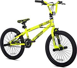 thruster freestyle bike parts