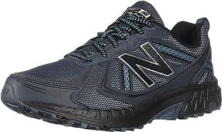 Men's MT410v5 Cushioning Trail Running Shoe Runner, Medium