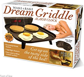 """Prank Pack """"Wake & Bake Griddle"""" by Prank-O. Wrap Your Real Gift in a Funny Prank Gag Joke Gift Box.The Original Prank Gift Box"""