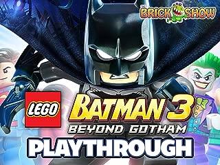 Clip: Lego Batman 3 Beyond Gotham Playthrough