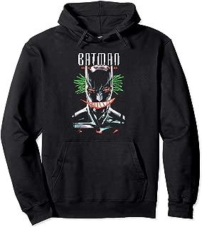 Batman Beyond Defaced Pullover Hoodie