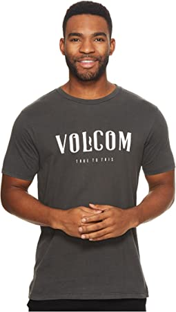 Volcom - Toasted Short Sleeve Tee
