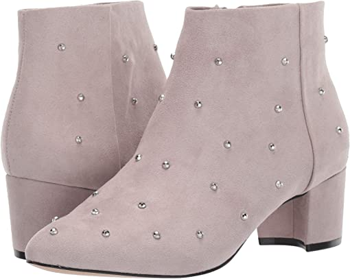 Dove Grey Microsuede