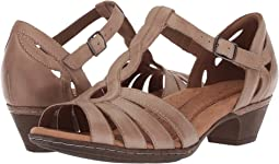 Rockport Cobb Hill Collection Cobb Hill Abbott Curvy T-Strap
