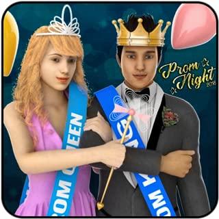 High School Girl Love Story: Prom Night Love