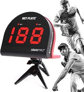NET PLAYZ Smart Baseball Trainer Combo with 1 Set Sport Radar