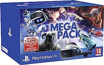 PlayStation VR Mega Pack - PlayStation 4 [Edizione: Regno Unito]