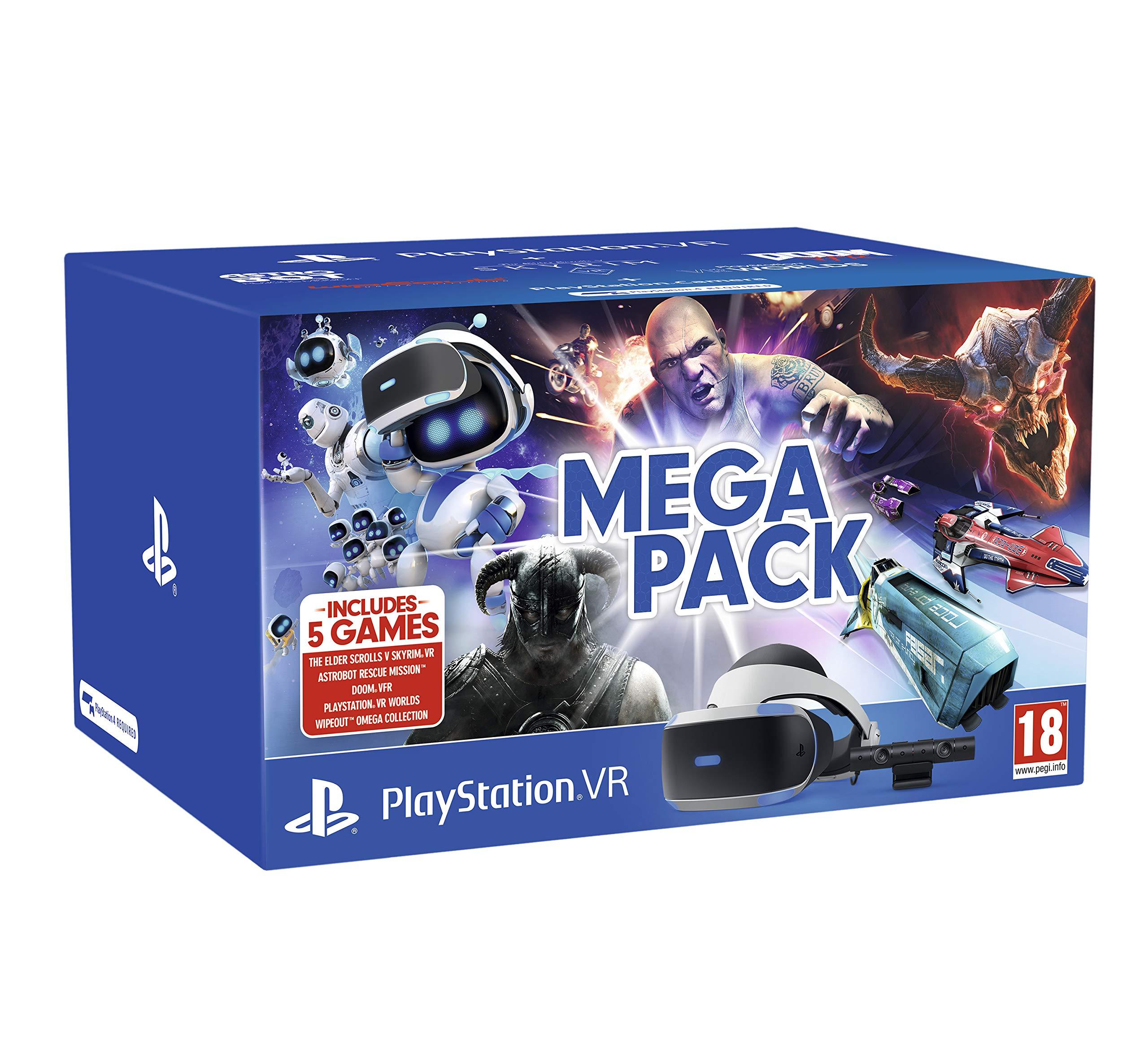 PlayStation VR Mega Pack - PlayStation 4 [Importación inglesa ...