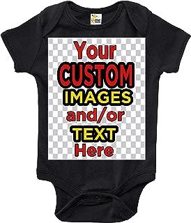 custom print onesie