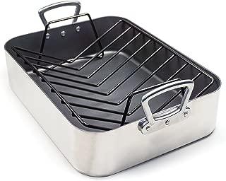 RSVP International (RLP) Hercules Turkey Roasting & Lasagna Pan, 16