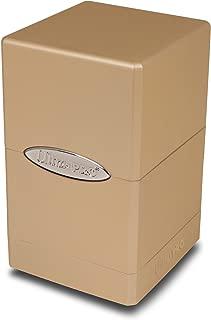 Ultra Pro 84601 Satin Tower Deck Box, Caramel