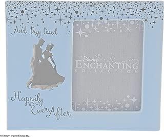 Enchanting Disney Cinderella Wedding Photo Frame