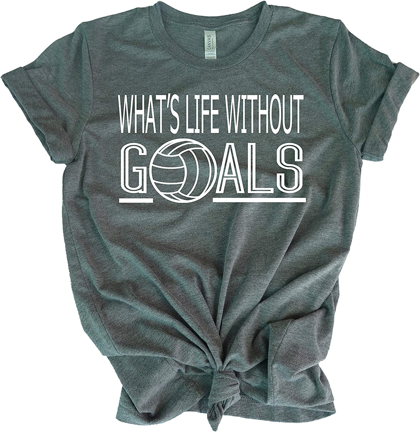 What's Life Without Goals - Volleyball