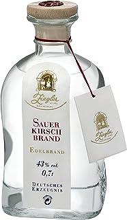 Ziegler Sauerkirschbrand Obstbrand 43% 0,7l Obstler Flasche