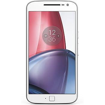 Motorola(モトローラ) Moto G4 Plus SIMフリースマートフォン ホワイト 【国内正規代理店】