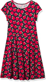 The Children's Place Girls Print Skater Dress