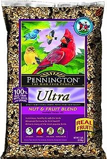 Pennington Ultra Nut and Fruit Blend Bird Seed, 7-Pound