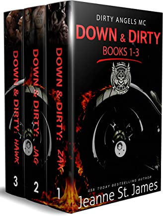 Down & Dirty: Books 1-3: Dirty Angels MC (Dirty Angels MC Series Box Set Book 1)