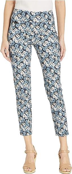 Azalea Pattern Ankle Pants