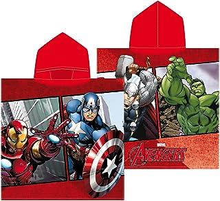 Cerd/á 2200003991 Toalla Polyester Marvel Rojo 70x140cm