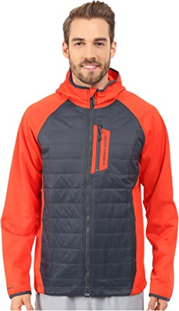 UA Coldgear Infrared Werewolf Hooded Jacket