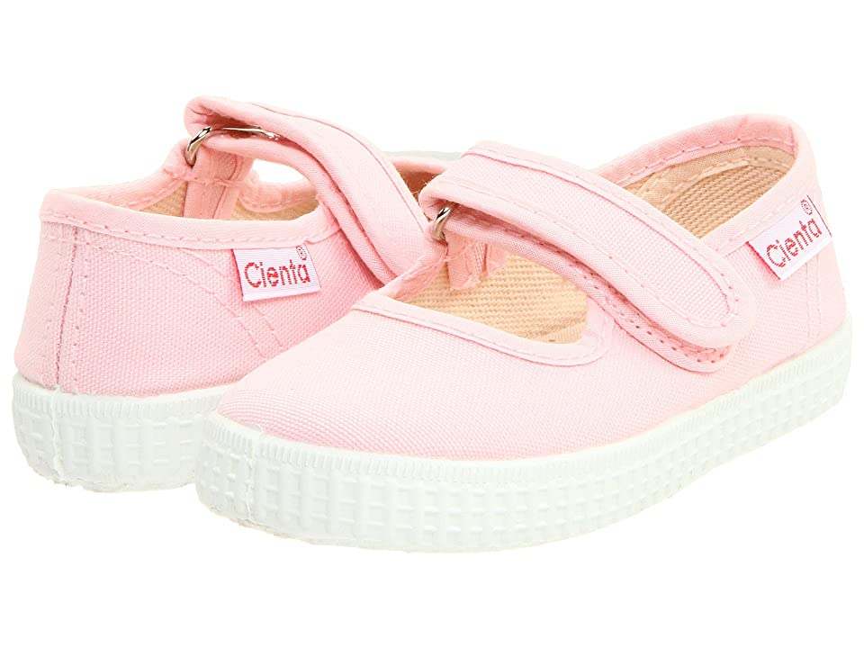 Cienta Kids Shoes 5600003 (Infant/Toddler/Youth) (Pink) Girls Shoes