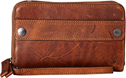 Melissa Zip Large Phone Wallet