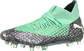 Mens Future 2.1 Netfit Firm Ground/Artificial Grass Soccer Athletic Cleats,