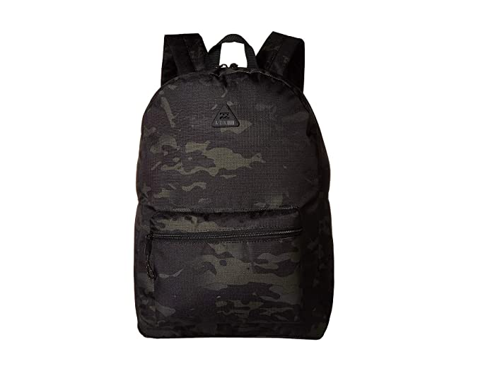 Billabong All Day Multicam Backpack (Black Camo) Backpack Bags