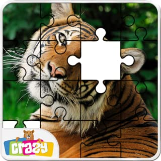 Real Animal Puzzles Game