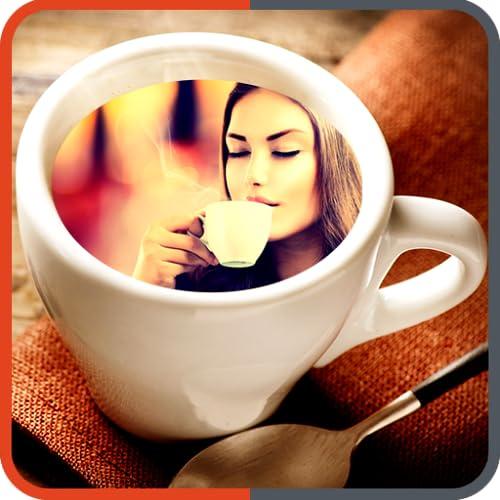 Kaffeetasse Fotorahmen
