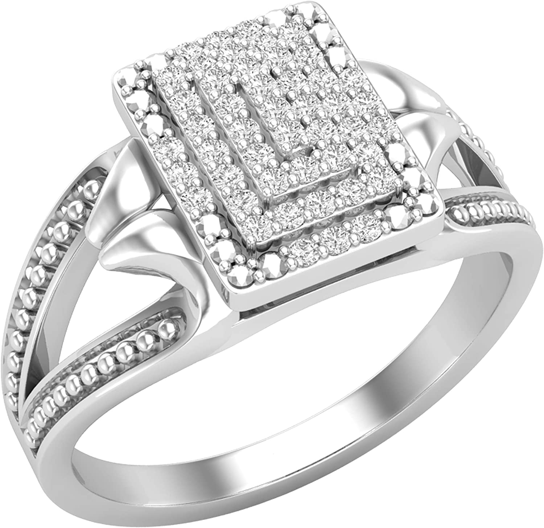 Dazzlingrock Collection 0.20 Carat ctw Sp Mail order cheap Round Ladies Diamond Fashionable