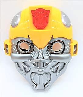 Premium Bumblebee Mask / Bumblebee Talking Voice Face Mask