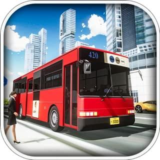 Coach Bus Driving Simulator 2019 - School Bus Game