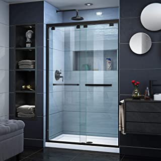 Best black shower frame Reviews