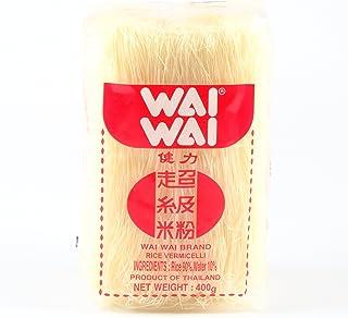 comprar comparacion Wai Wai Fideos de Arroz - 400 gr