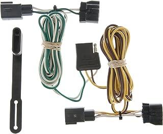 CURT 55329 Vehicle-Side Custom 4-Pin Trailer Wiring Harness for Select Dodge Ram 2500, 3500, Dodge Dakota