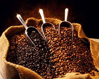 Sumatra Mandheling Gr1 Dp Coffee Beans, 100% Arabica Fresh Crops (Unroasted Green Beans, 5 Pounds Whole Beans)
