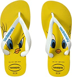 Havaianas Kids - Looney Tunes Sandal (Toddler/Little Kid/Big Kid)