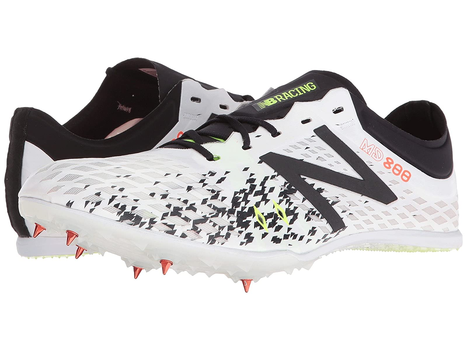 New Balance MD800v5 Middle Distance SpikeCheap and distinctive eye-catching shoes