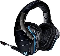 Logitech G933 Artemis Spectrum - Wireless RGB 7.1 Dolby and DTS:X HeadphoneX Surround Sound Gaming Headset - PC, PS4, Xbox...