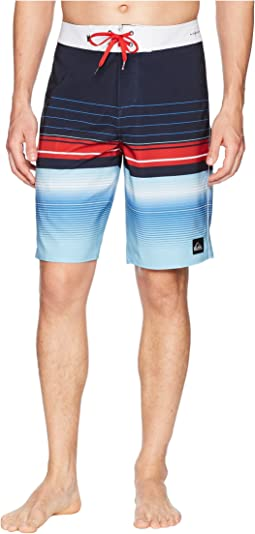 "Quiksilver Highline Swell Vision 21"" Boardshorts"