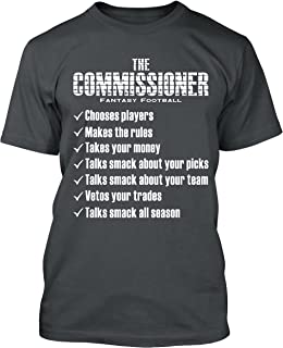 commish t shirt