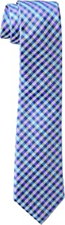 Wembley Big Boys Plaid Tie
