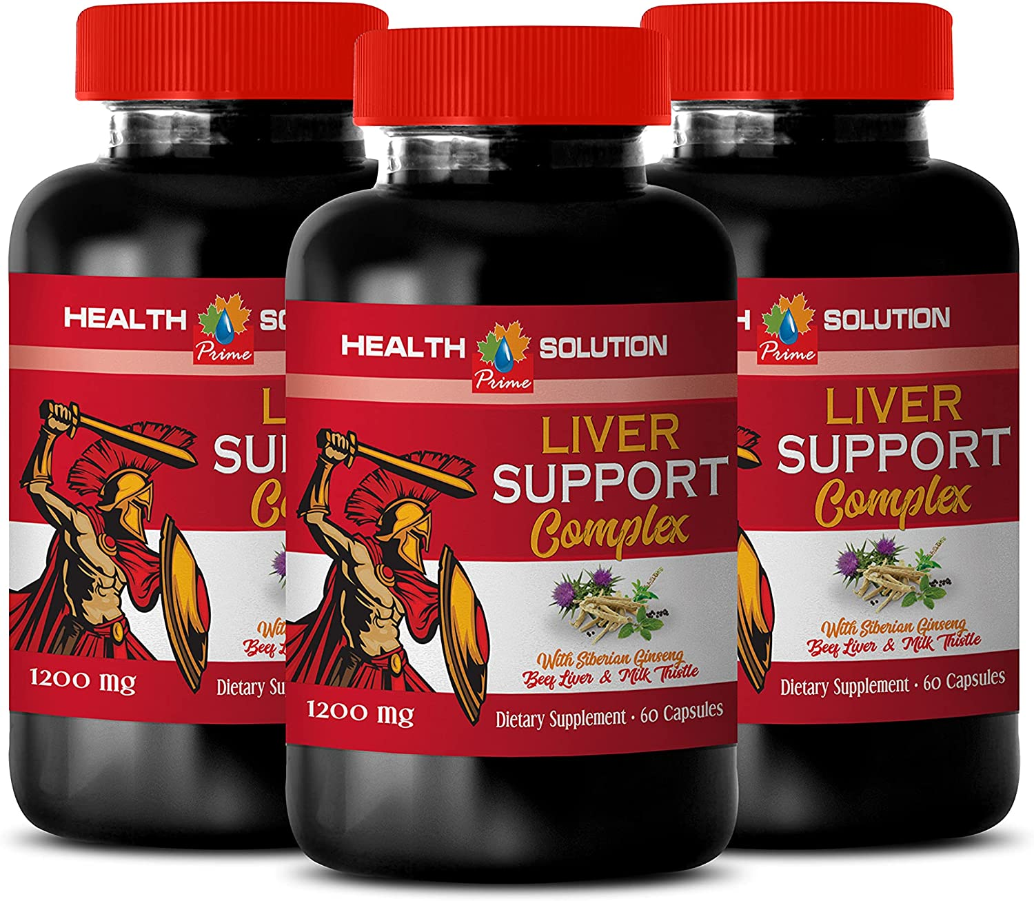 Liver Support Super special price Milk quality assurance Thistle - 1200 Complex MG Die