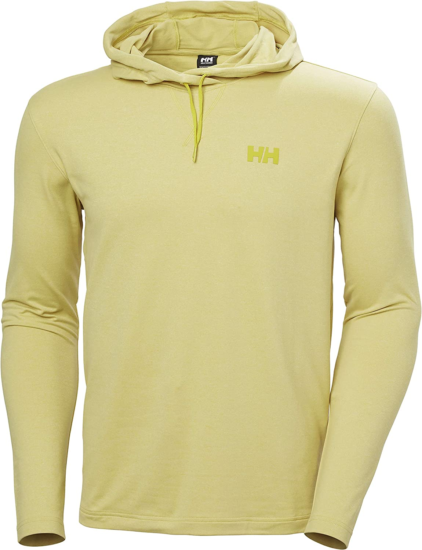 Helly-Hansen Mens Verglas Light Hoodie Moisture Wicking Safety and favorite trust