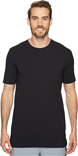 UA Baseline Long Line Short Sleeve Tee
